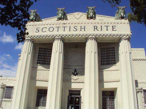 Scottish Rite Facade